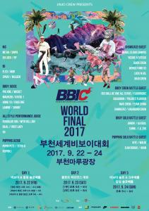 2017 BBIC WORLD FINAL